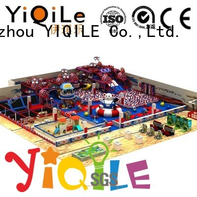 Hot commercial indoor play structures equipment indoor playground manufacturer amusement YIQILE