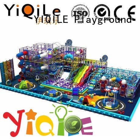 Hot commercial indoor play structures animal kid indoor YIQILE Brand