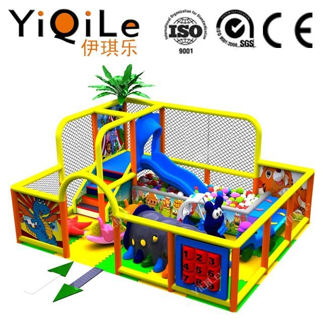 Animal world indoor amusement park equipment for children