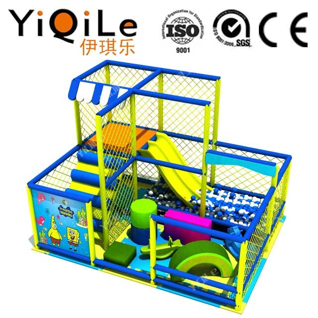 Mcdonalds indoor playground children game