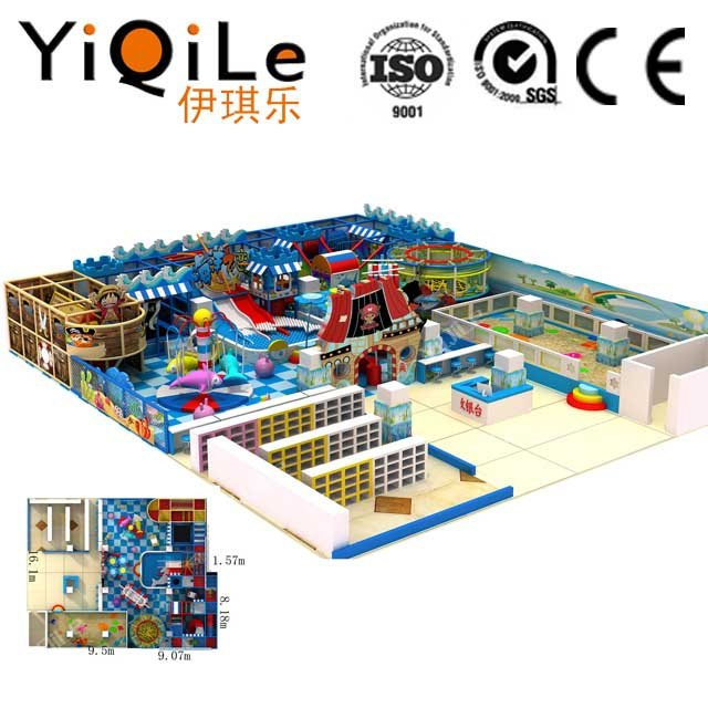 Indoor sport kids indoor play equipment