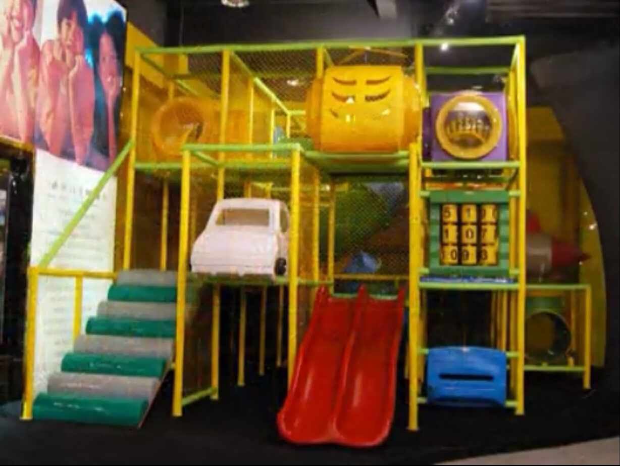 indoor playground installation-2