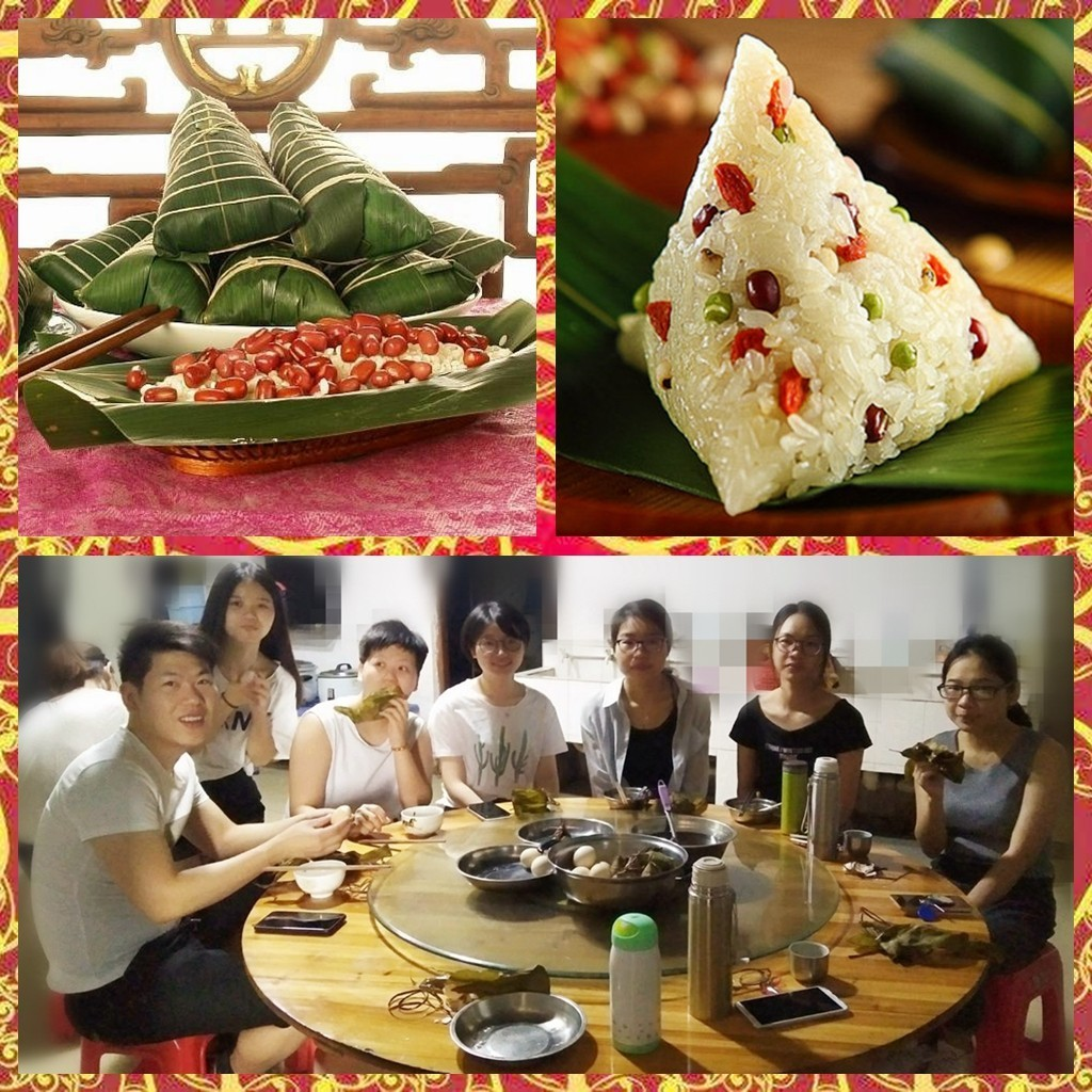 Chinese traditional festivals——The Dragon Boat Festival-YIQILE