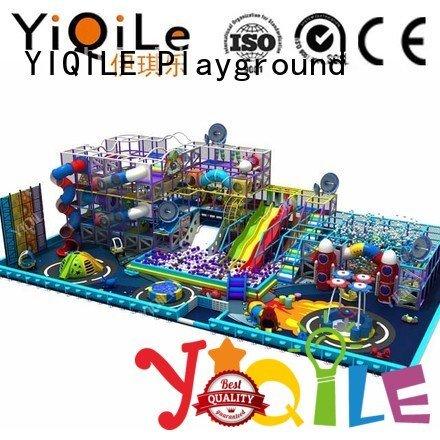 animal children amusement adventure YIQILE indoor playground manufacturer