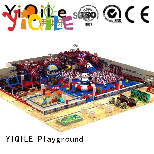 sale prices commercial indoor play structures YIQILE
