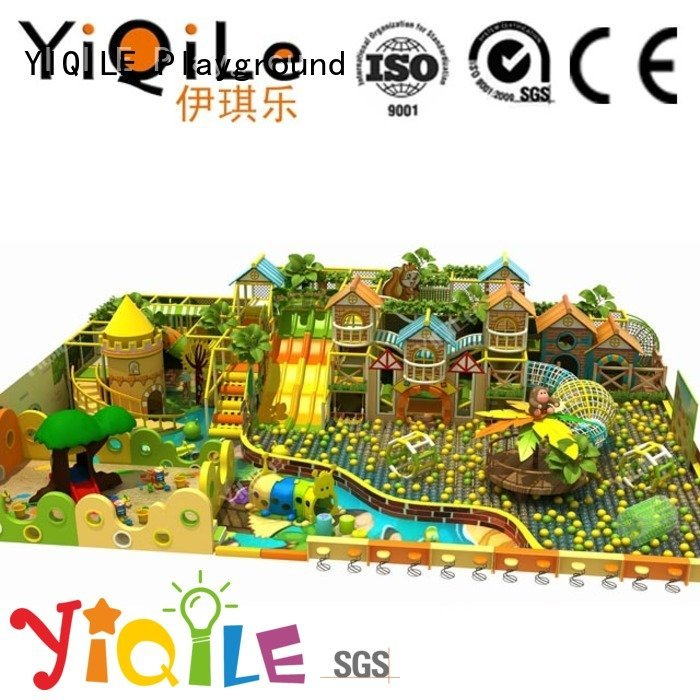 YIQILE Brand equipment sale indoor indoor playground manufacturer children