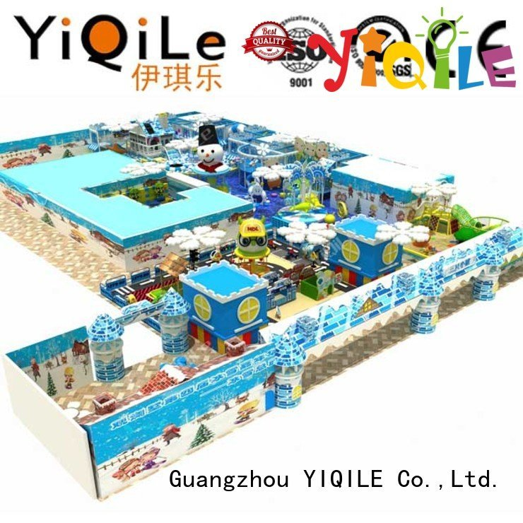 YIQILE commercial indoor play structures animal playground equipment children