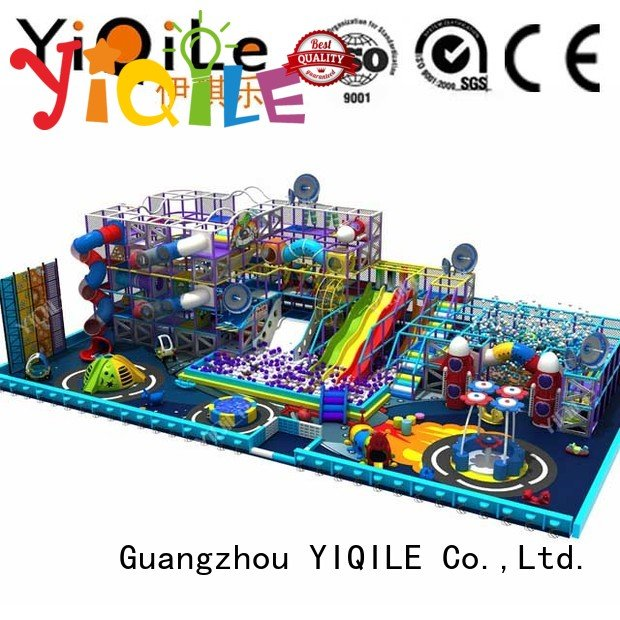 kid playground prices YIQILE commercial indoor play structures