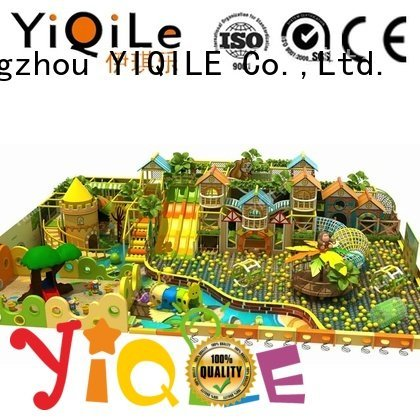 YIQILE sale indoor playground manufacturer adventure equipment