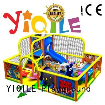 YIQILE commercial indoor play structures amusement playground indoor