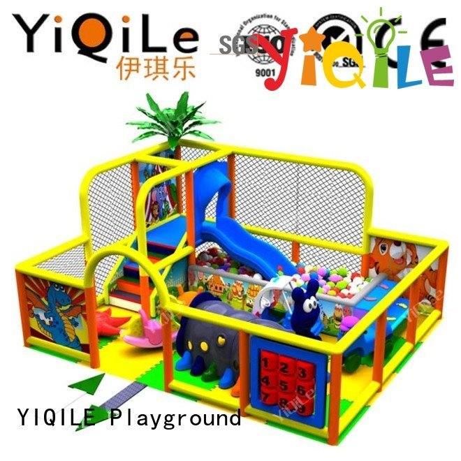 YIQILE prices sale amusement commercial indoor play structures park