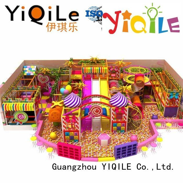 YIQILE sale prices indoor playground manufacturer children indoor