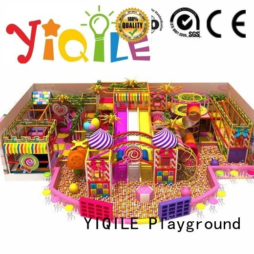 sale animal children indoor playground manufacturer YIQILE Brand company