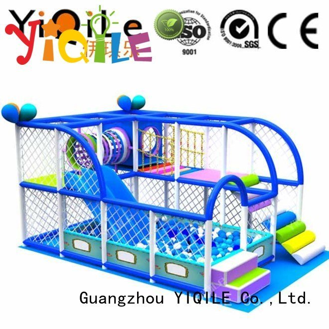 YIQILE sale indoor playground manufacturer park adventure
