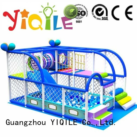 Wholesale indoor commercial indoor play structures YIQILE Brand