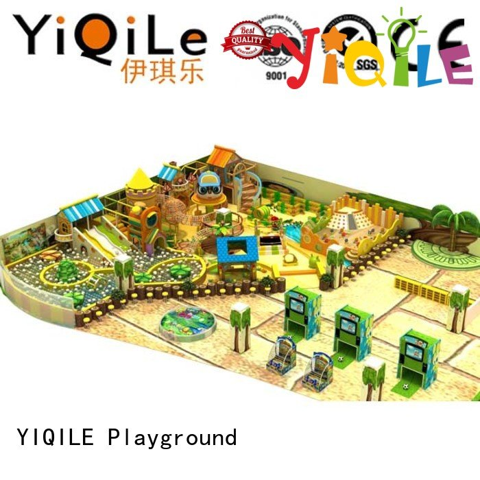 Custom park indoor playground manufacturer animal commercial indoor play structures