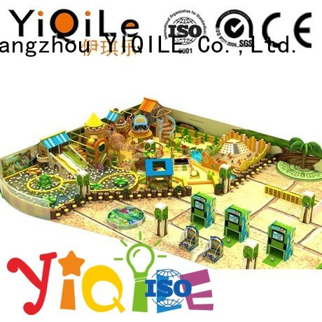 commercial indoor play structures amusement indoor playground manufacturer equipment YIQILE