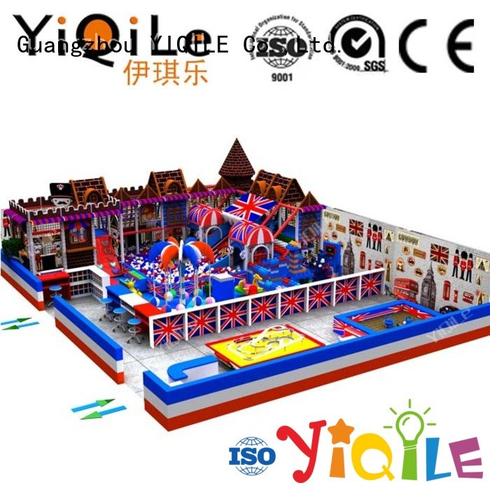 children sale park YIQILE indoor playground manufacturer