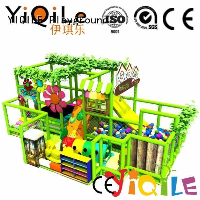 children playground YIQILE indoor playground manufacturer