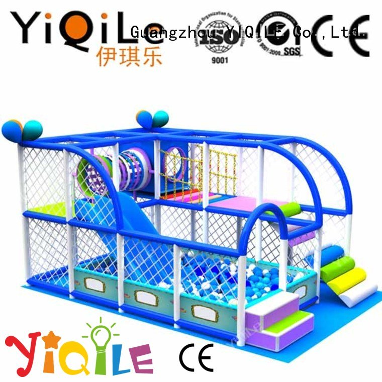 commercial indoor play structures park indoor playground manufacturer playground YIQILE