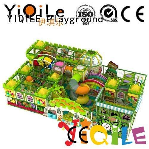 YIQILE Brand indoor children commercial indoor play structures