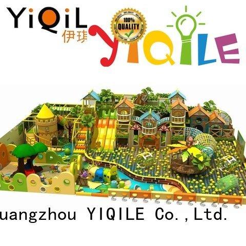 YIQILE indoor playground manufacturer sale prices playground kid