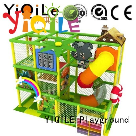 YIQILE Brand animal park sale custom commercial indoor play structures