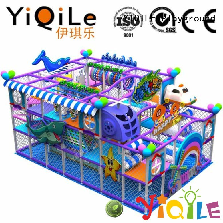 prices park YIQILE indoor playground manufacturer