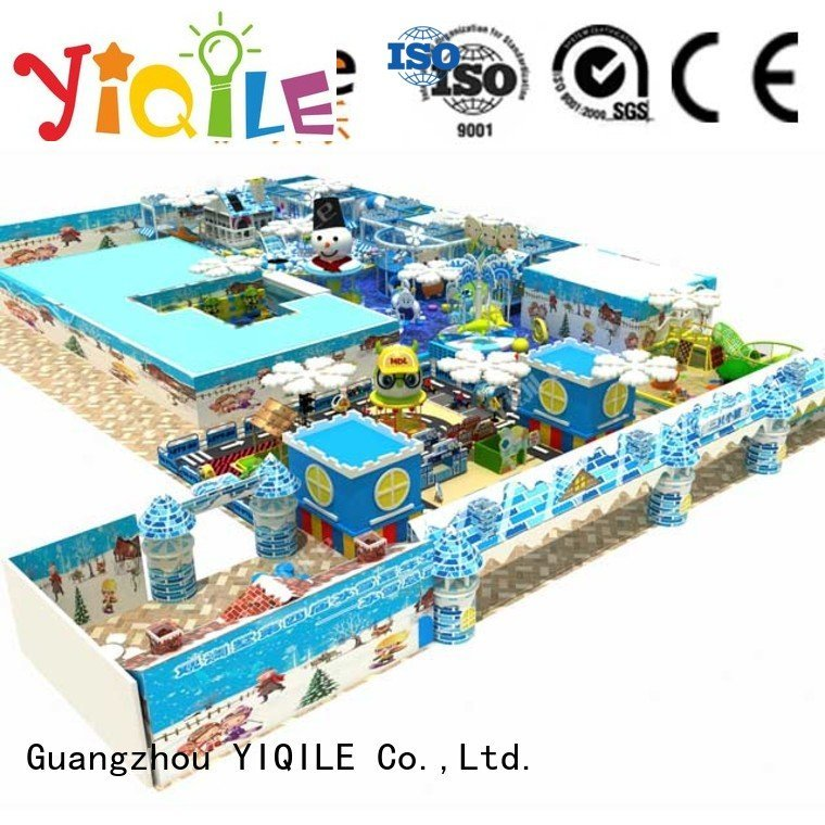 YIQILE playground indoor playground manufacturer prices equipment