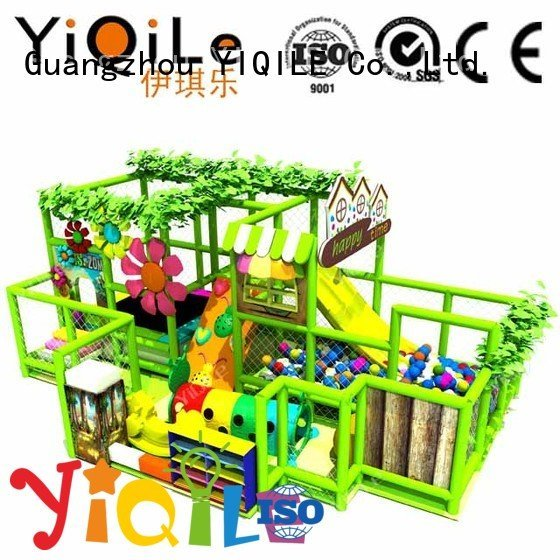 commercial indoor play structures adventure prices indoor playground manufacturer YIQILE Brand