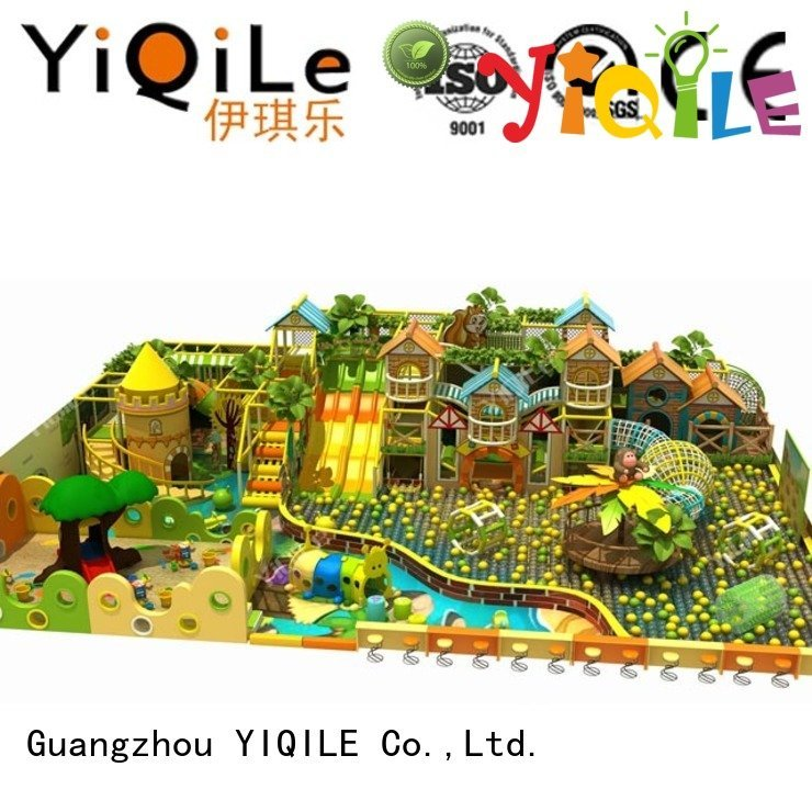 Hot commercial indoor play structures playground indoor playground manufacturer sale YIQILE