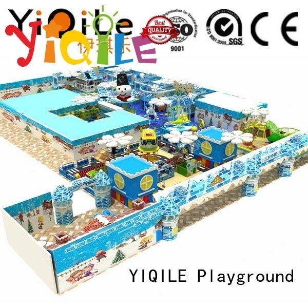 commercial indoor play structures children indoor YIQILE Brand