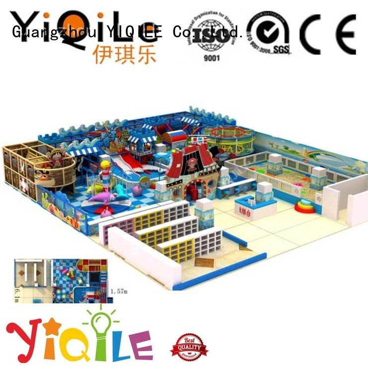 prices sale indoor playground manufacturer equipment YIQILE