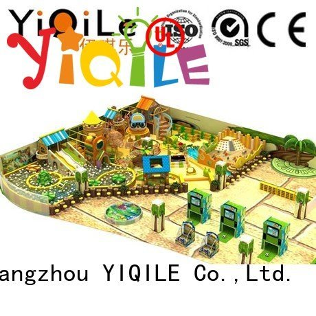 YIQILE Brand park children commercial indoor play structures prices amusement