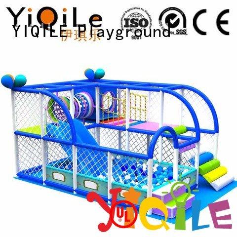 Wholesale animal children indoor playground manufacturer YIQILE Brand