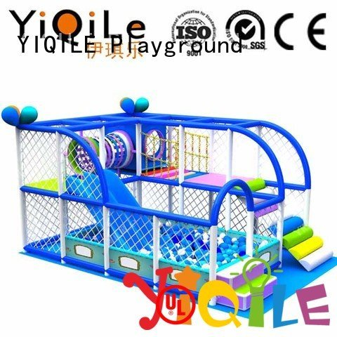Wholesale animal children indoor playground manufacturer YIQILE Brand