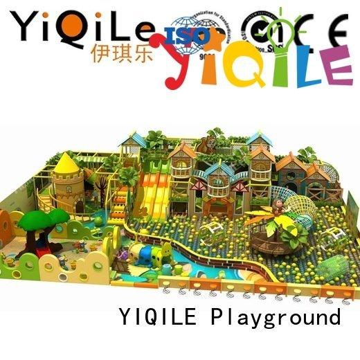 YIQILE Brand sale kid indoor playground manufacturer children animal
