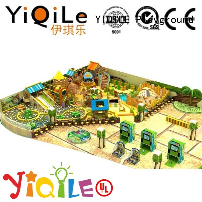 commercial indoor play structures sale prices indoor playground manufacturer YIQILE Brand