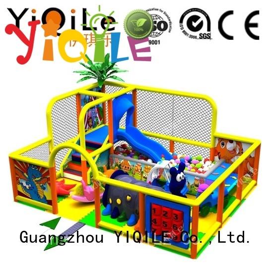 adventure kid OEM indoor playground manufacturer YIQILE