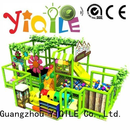 YIQILE Brand kid sale indoor playground manufacturer indoor animal