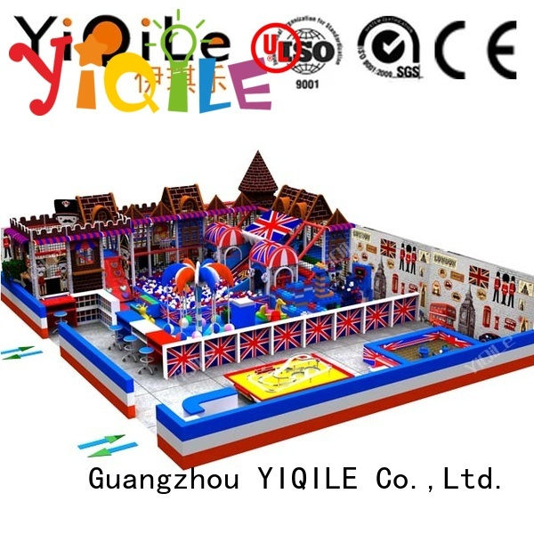 YIQILE Brand animal sale custom commercial indoor play structures