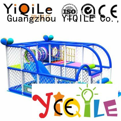 Wholesale prices kid indoor playground manufacturer YIQILE Brand