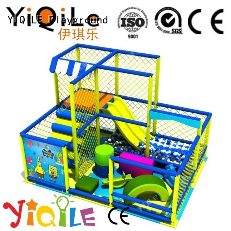 commercial indoor play structures sale indoor playground manufacturer playground YIQILE