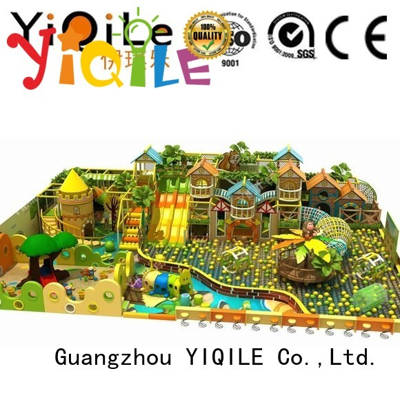 Custom playground amusement indoor playground manufacturer YIQILE kid