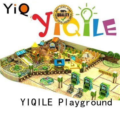 YIQILE Brand indoor commercial indoor play structures equipment animal