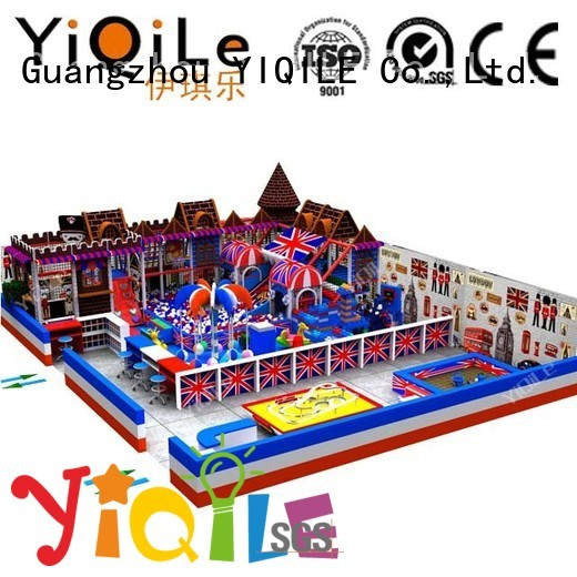 kid indoor playground manufacturer prices amusement YIQILE company