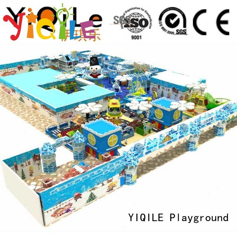 commercial indoor play structures amusement indoor playground manufacturer YIQILE