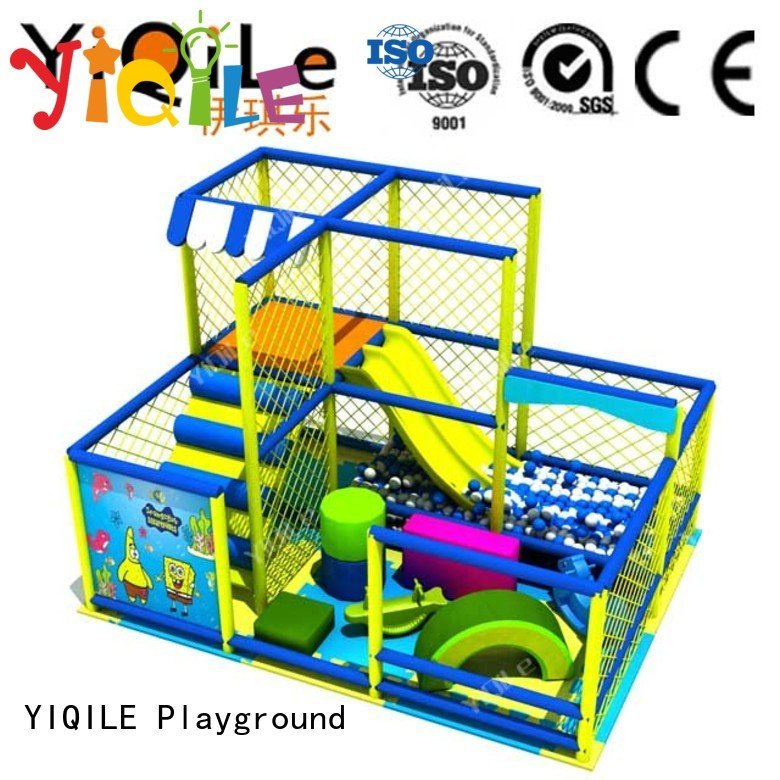 commercial indoor play structures kid playground prices YIQILE