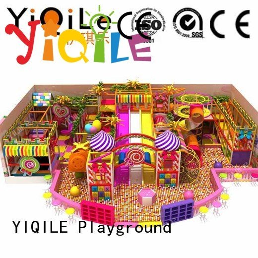 YIQILE Brand prices indoor indoor playground manufacturer children animal