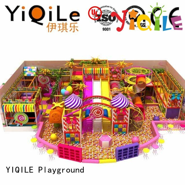 indoor playground YIQILE commercial indoor play structures